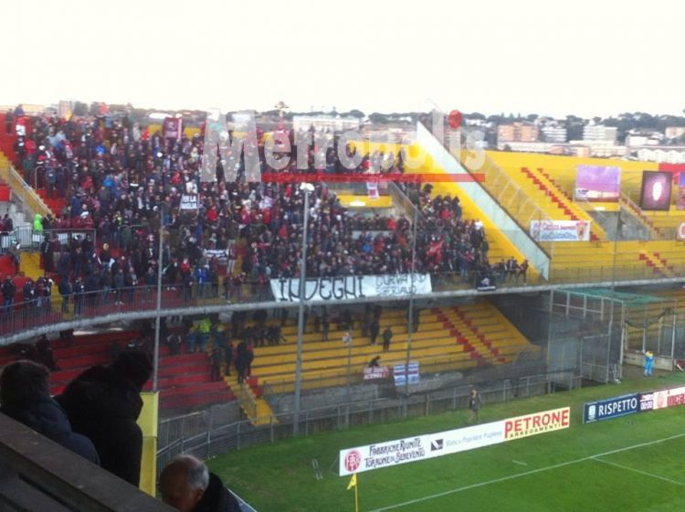 Derby infuocato: Benevento-Salernitana 1-1