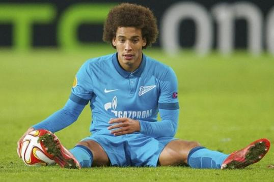 Witsel è un affare made in Italy