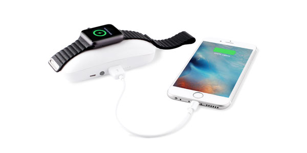 Dual iPower, per Apple Watch ma non solo