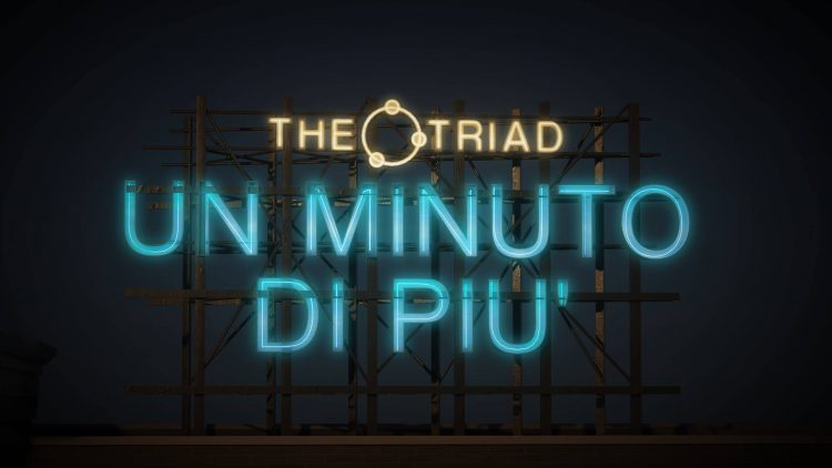 """Un Minuto di Più"", primo album per The Triad"