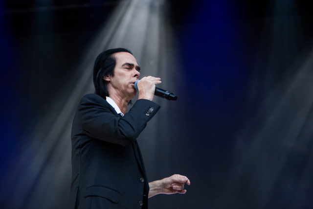Nick Cave & The Bad Seeds in Italia per il tour di Ghosteen