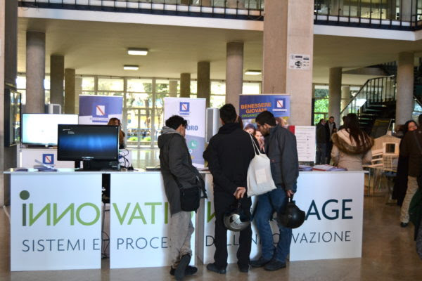 A Napoli torna lo StartUp Weekend