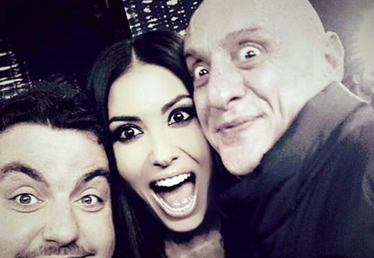 Lutto a Made in Sud, il post di Elisabetta Gregoraci per Massimo