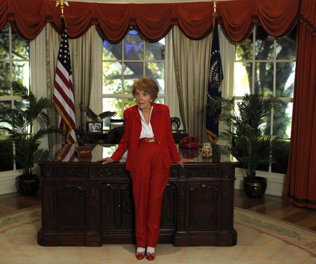 Morta l'ex first lady Nancy Reagan, aveva 94 anni