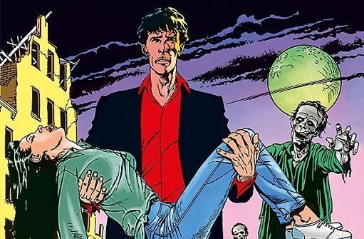 Dylan Dog, un compleanno speciale