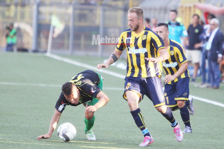 Juve Stabia. Turn over col Messina, torna Zibert