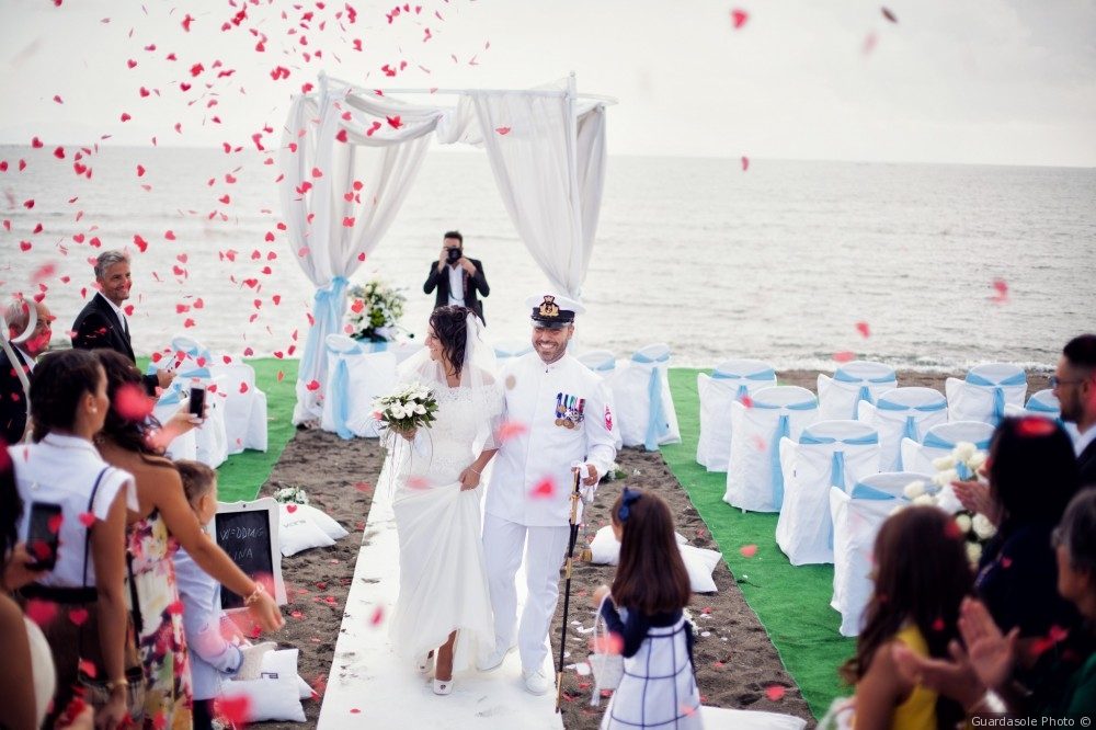 "Wedding, in Campania è boom di ""sì"" in riva al mare e eco-friendly"