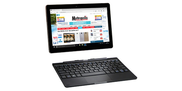 WinPad X201, un convertibile low cost