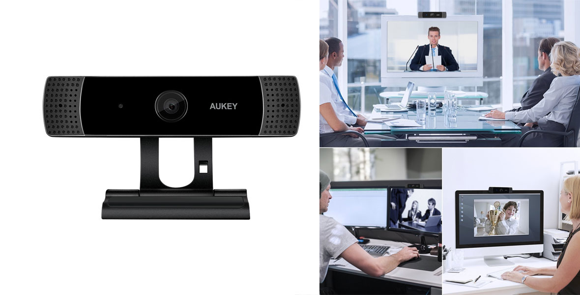 PC-LM1, una webcam FHD per le videochat