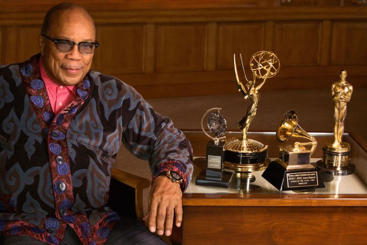 Musica: a Quincy Jones l'Ischia Walton Music Legend Award