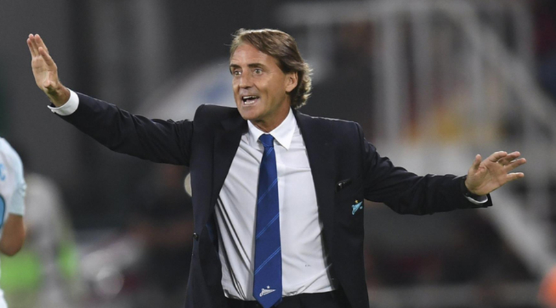 Calcio: dopo la Nations League Mancini cerca centravanti, su Euro 2020 rischio Germania