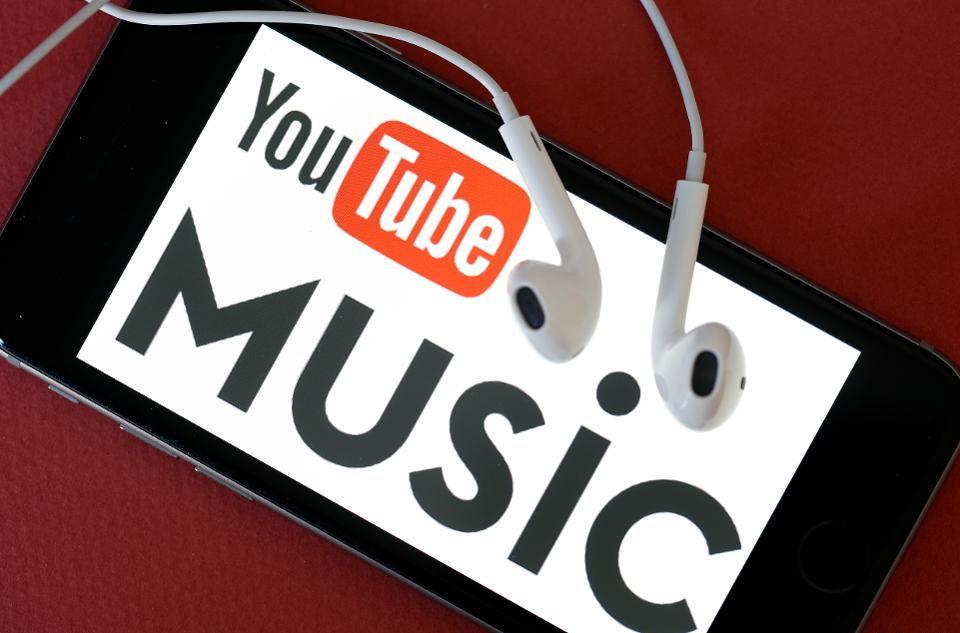 YouTube Music vuole fare concorrenza a Spotify