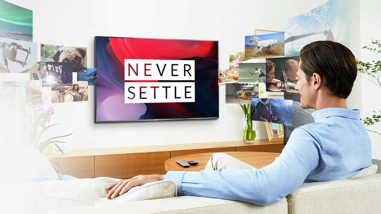 Una smart TV innovativa con Intelligenza Artificiale
