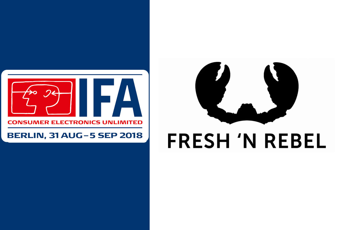 IFA 2018: Fresh 'n Rebel