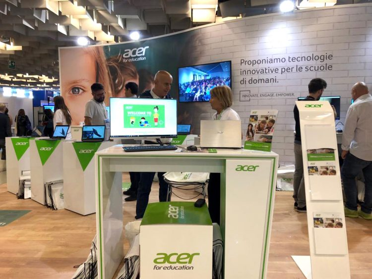 Le tecnologie innovative di Acer for Education per le scuole del futuro