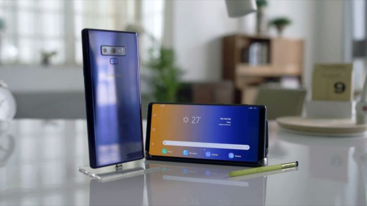 Galaxy Note9, S-Pen lo rende unico