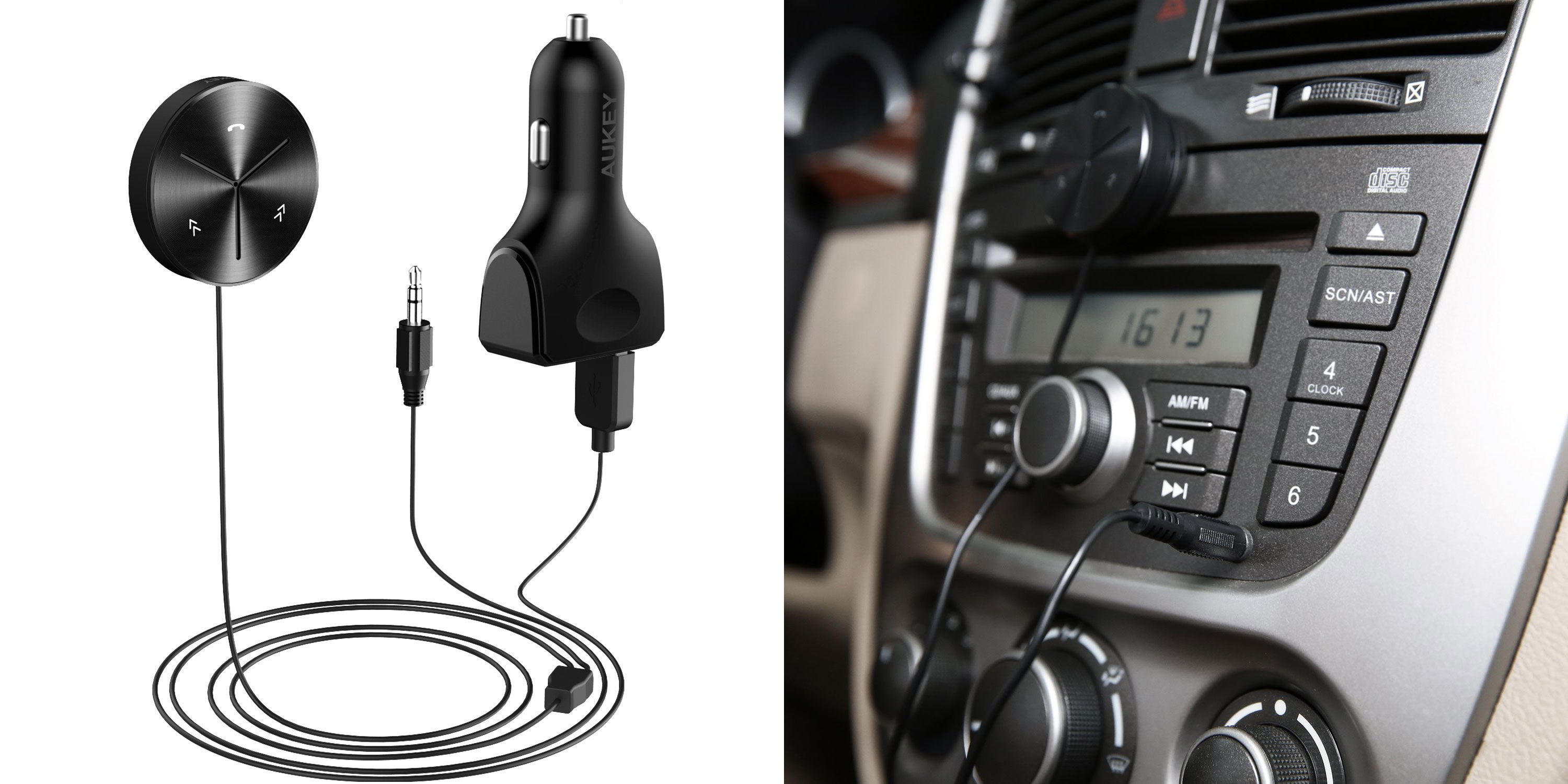 BR-C8 aggiunge l'audio Bluetooth all'autoradio