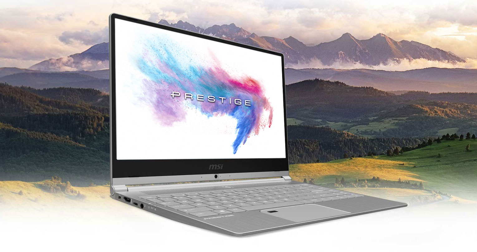 PS42, il laptop elegante per professionisti
