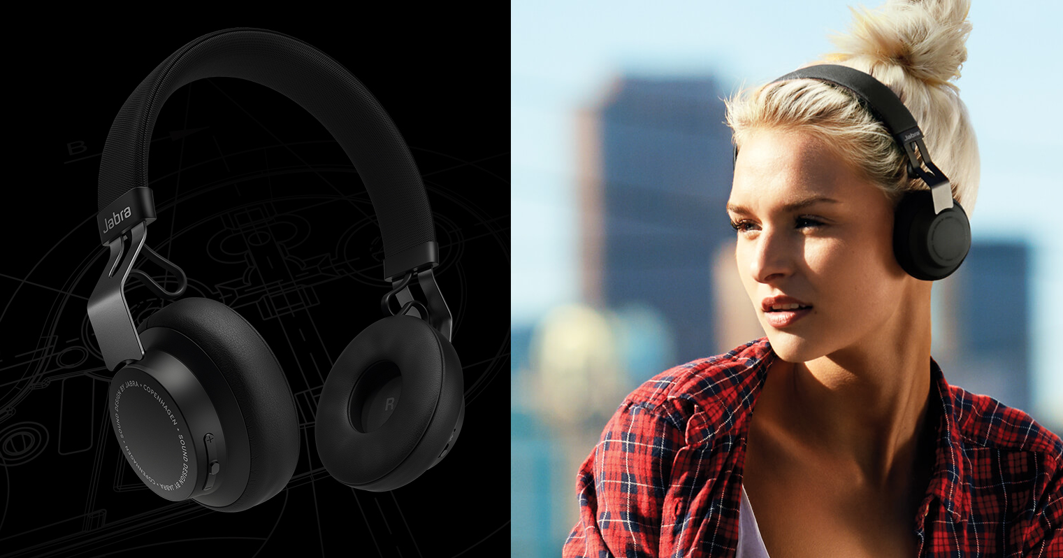 Move, la cuffia wireless per chi ama la musica