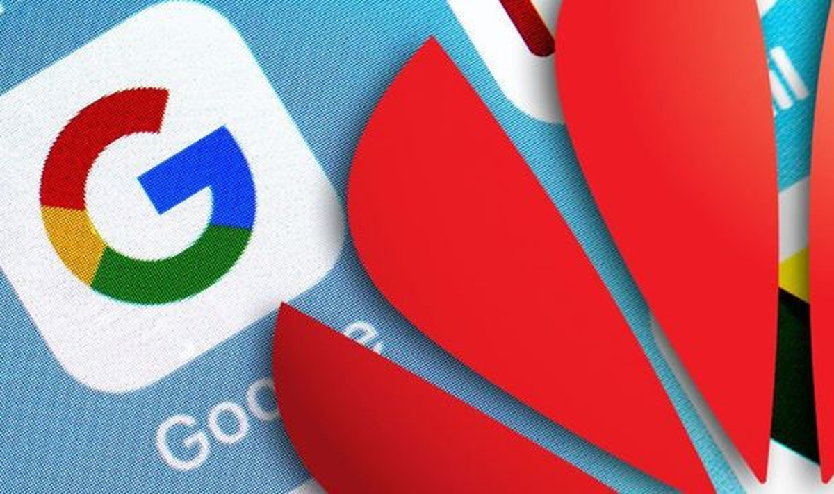 Google toglie Android a Huawei